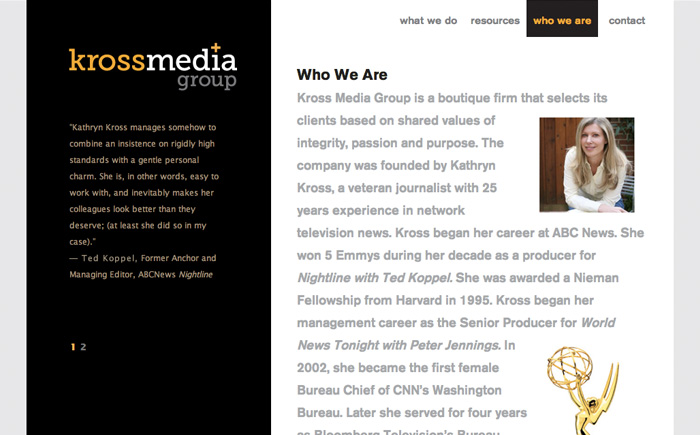 Kross Media Group