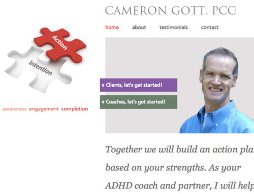 Cameron Gott, PCC