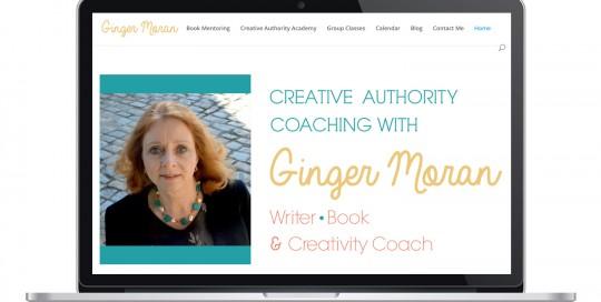 Ginger Moran-Writing Coach