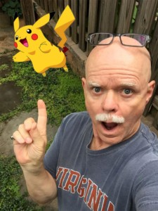 Pikachu and me