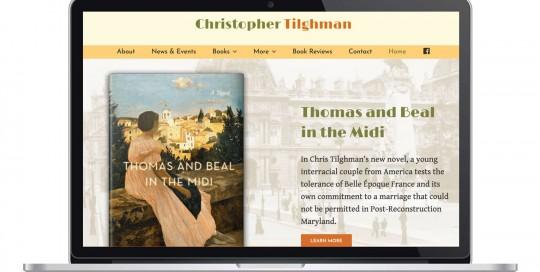 Christopher Tilghman