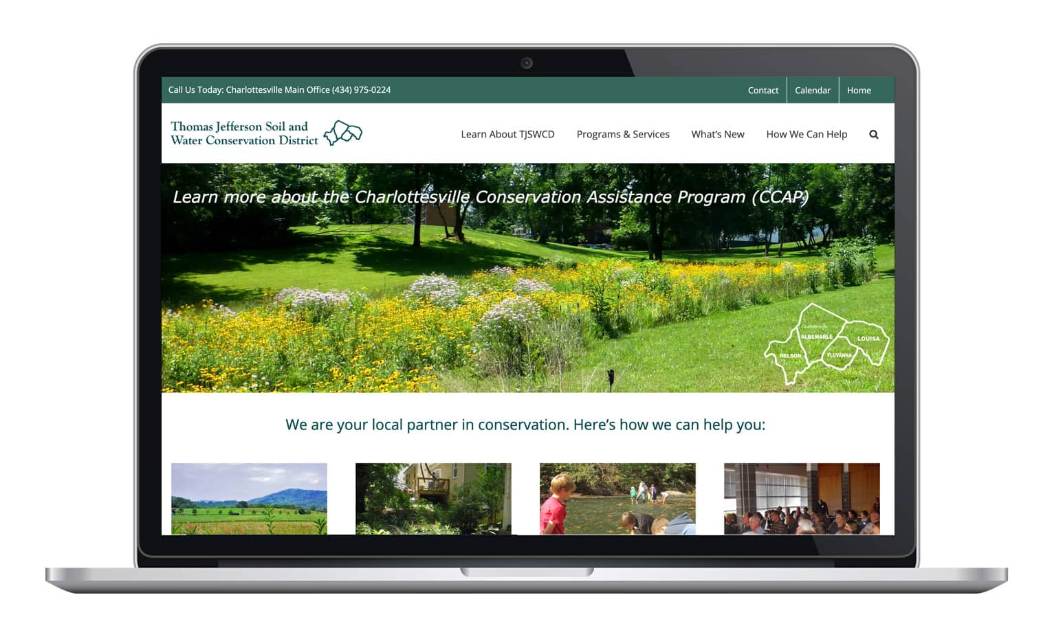 Thomas Jefferson Soil and Water Conservation District